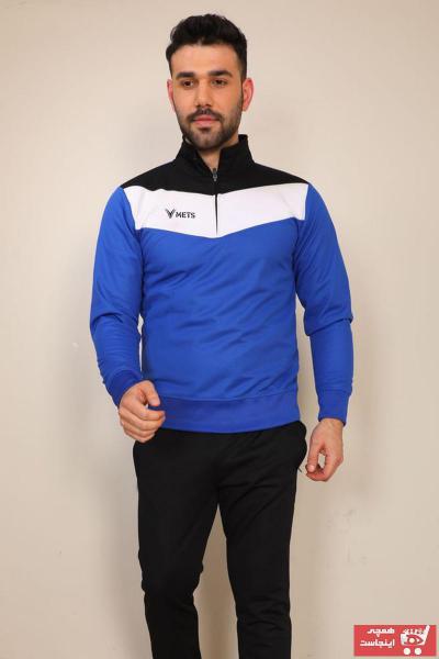 مدل ست اسلش مردانه برند METS رنگ آبی کد ty109247322