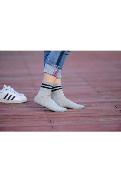 فروش اینترنتی جوراب مردانه با قیمت برند bos family رنگ نقره ای کد ty109616466