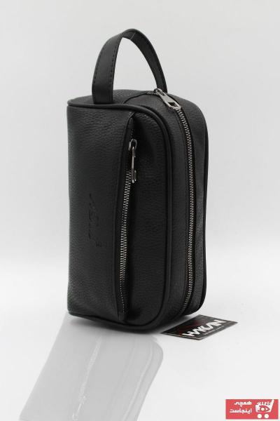 کیف دستی مردانه مدل 2020 برند By Hakan رنگ مشکی کد ty109662089