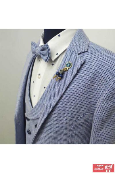 لباس مجلسی پسرانه اسپرت برند Mogi رنگ آبی کد ty109768071