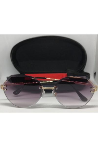 خرید نقدی عینک آفتابی زنانه  برند Castello رنگ زرد ty110681112