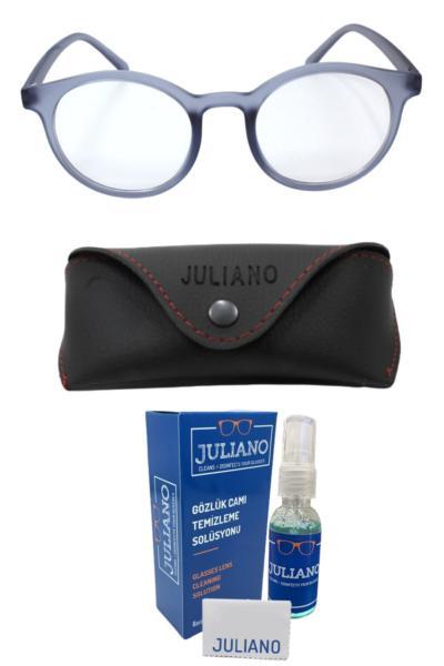 خرید انلاین عینک آفتابی زنانه خاص برند JULIANO رنگ نقره ای کد ty110718495