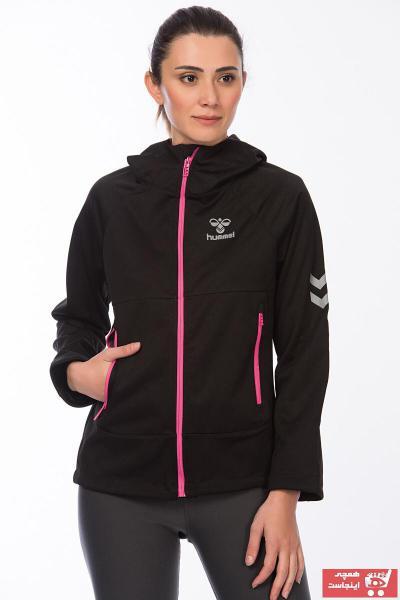 خرید مدل کاپشن ورزشی مردانه مارک هومل رنگ مشکی کد ty1107955