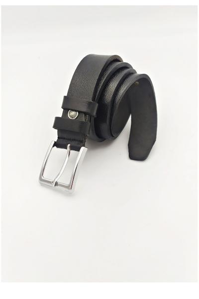 کمربند شیک برند New Coast Leather 1900s رنگ مشکی کد ty111148102