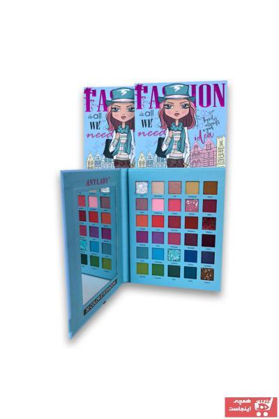 خرید و سفارش سایه چشم برند Tikatti رنگ آبی کد ty111233604
