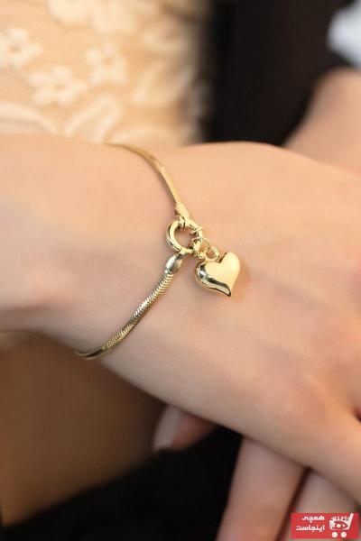 فروش نقدی دستبند طلا زنانه خاص برند Şenart Jewelery رنگ زرد ty114825356