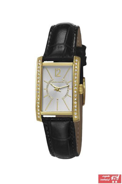 سفارش ساعت مچی زنانه برند پیرکاردن رنگ بژ کد ty1976742