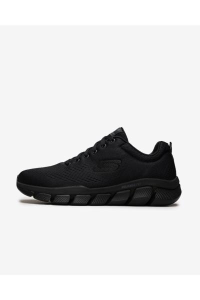 خرید اینترنتی کفش مخصوص پیاده روی مردانه از استانبول برند اسکیچرز رنگ مشکی کد ty31158481