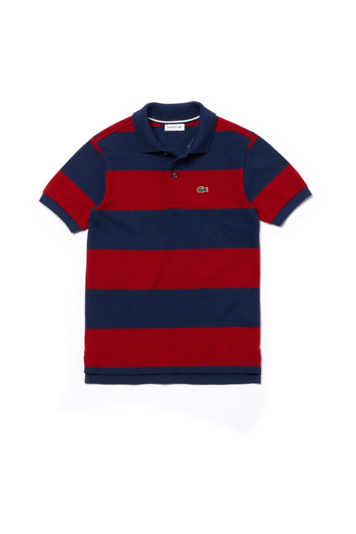 خرید نقدی پولو شرت بچه گانه دخترانه برند لاگوست lacoste رنگ آبی کد ty31359366