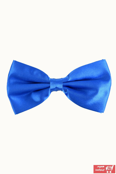 پاپیون برند Zaim Aksesuar رنگ آبی کد ty31545893