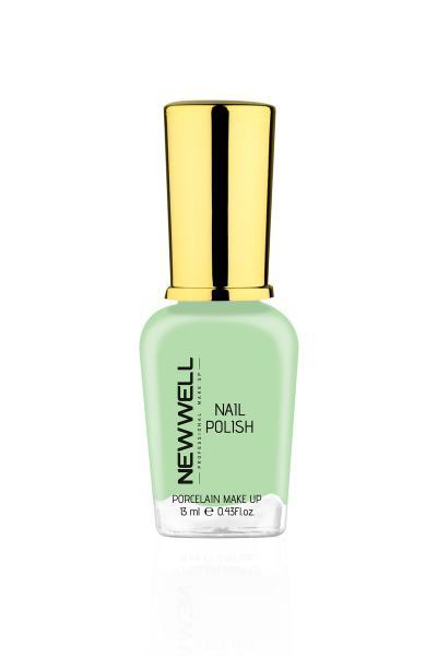 سفارش لاک ناخن برند New Well رنگ سبز کد ty31676322