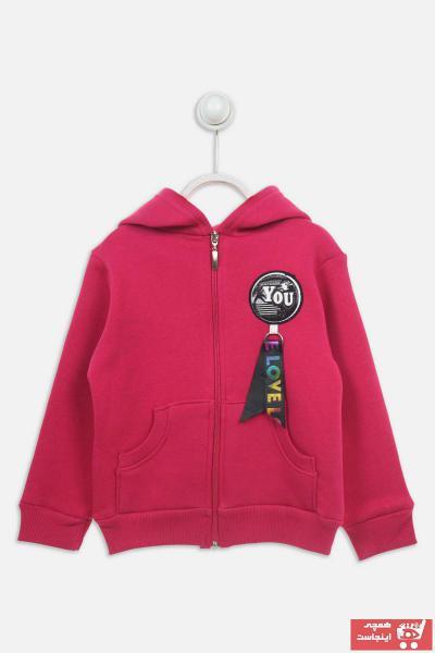 قیمت سویشرت دخترانه برند E.R.D Kids رنگ صورتی ty32067803