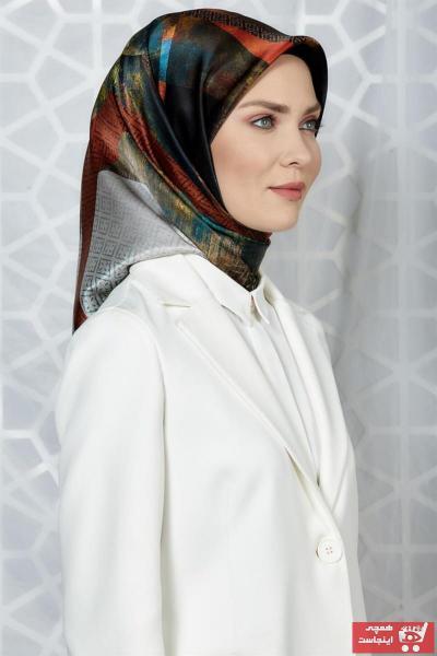 فروش روسری زنانه خفن برند Armine رنگ بژ کد ty32438950