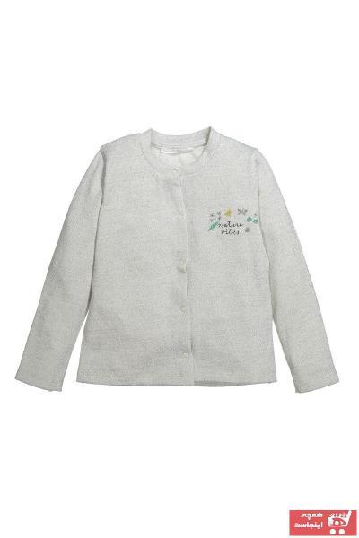 فروش پستی ست ژاکت دخترانه برند Zeyland رنگ نقره ای کد ty32996943