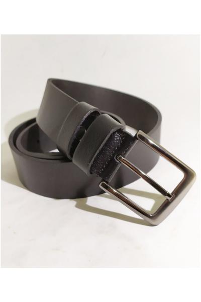 فروش کمربند بچه گانه پسرانه حراجی برند New Coast Leather 1900s رنگ مشکی کد ty34579756