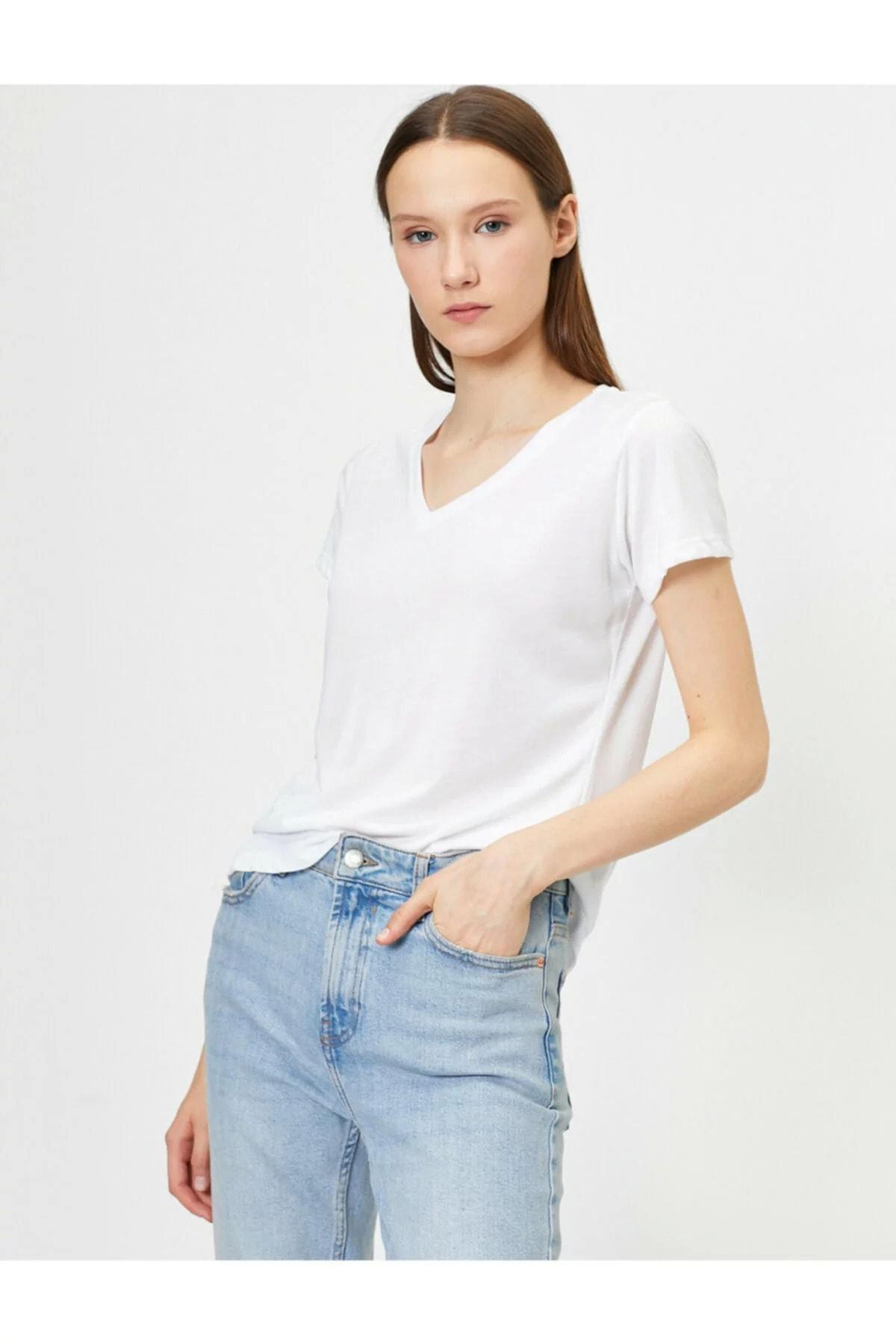 ست تیشرت زنانه برند کوتون کد ty34636315