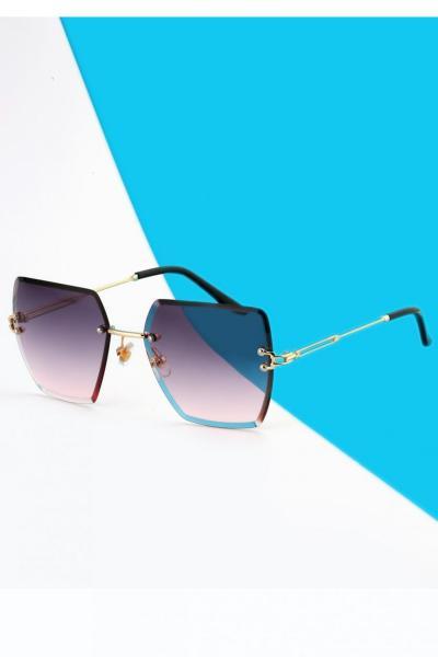 عینک آفتابی زنانه فروشگاه اینترنتی برند Polo U.K. رنگ بنفش کد ty35103705