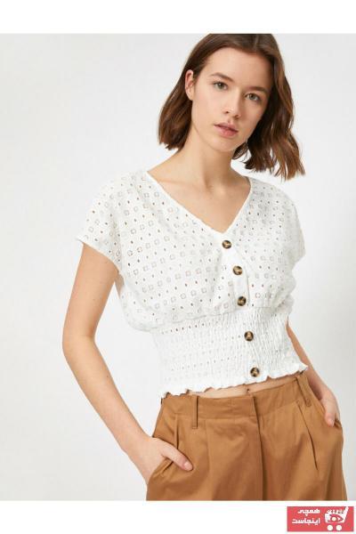 تی شرت زنانه اینترنتی برند کوتون کد ty35292468