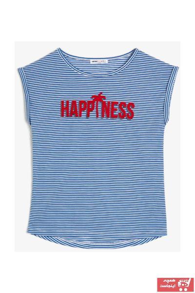 فروش انلاین تیشرت دخترانه مجلسی برند Koton Kids رنگ قرمز ty35292610