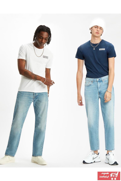 تی شرت مردانه خاص برند Levis کد ty35430239