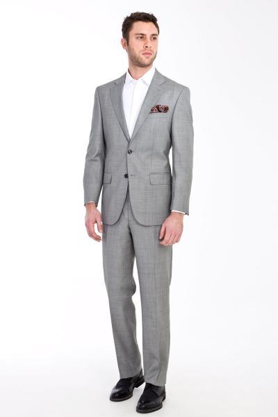 فروش نقدی کت شلوار مردانه خاص برند Kiğılı رنگ نقره ای کد ty35526544