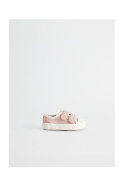 کفش اسپرت جدید نوزاد دخترانه شیک برند منگو رنگ صورتی ty35696159
