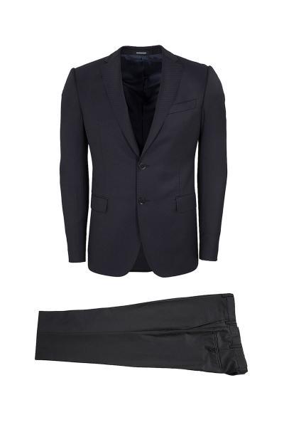 فروش کت شلوار مردانه  برند امپریو آرمانی رنگ لاجوردی کد ty3570747
