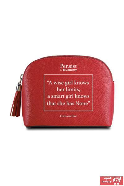 کیف لوازم آرایش اورجینال زنانه برند Blueberry کد ty36508184