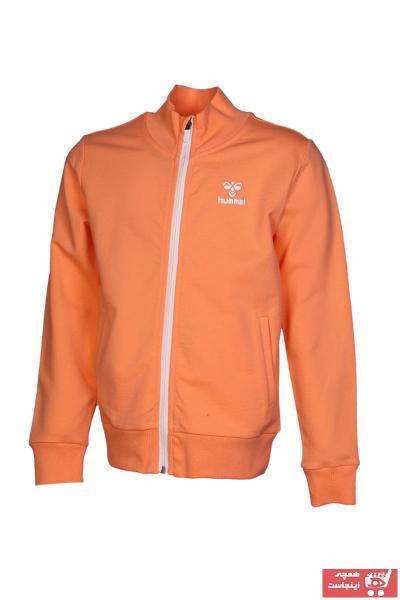فروشگاه سویشرت دخترانه اینترنتی برند  HUMMEL  رنگ نارنجی کد ty36794050