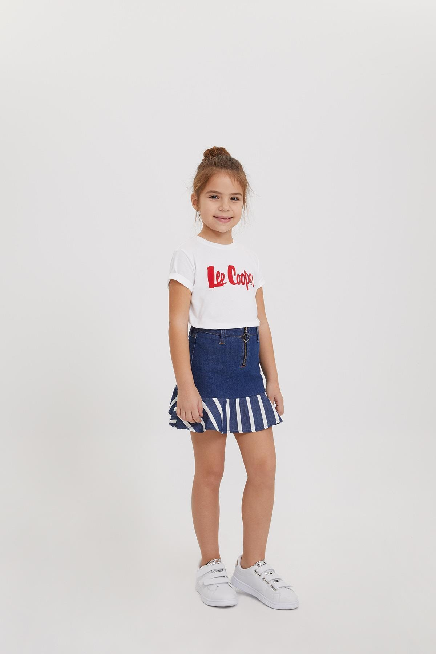 خرید اینترنتی دامن دخترانه برند Lee Cooper رنگ آبی کد ty36802528
