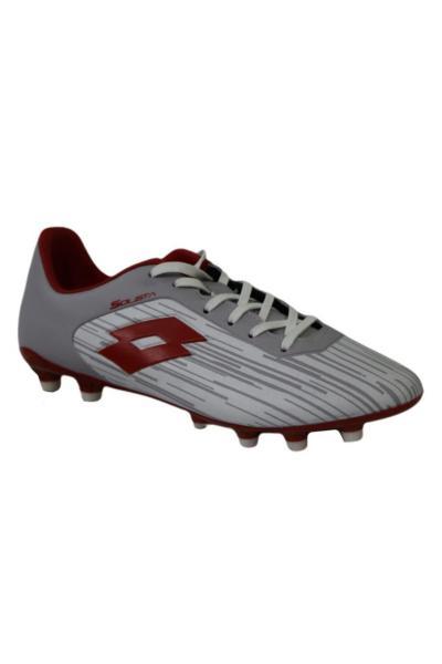خرید کفش فوتبال مردانه ترک جدید برند لوتو رنگ نقره ای کد ty36841860
