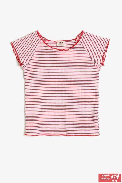 تیشرت دخترانه اسپرت برند Koton Kids رنگ قرمز ty36977489