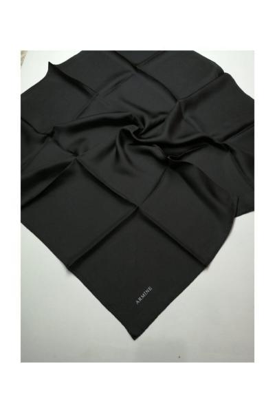 روسری زیبا زنانه برند Armine رنگ مشکی کد ty38270986