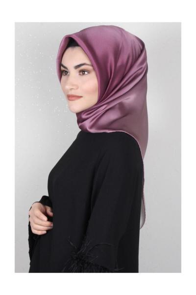 روسری زنانه ست برند Aker رنگ صورتی ty39089588