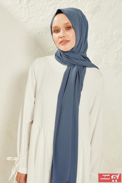 خرید انلاین روسری زنانه خاص برند Freshscarfs رنگ آبی کد ty39159347