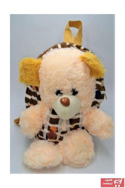 کوله پشتی بچه گانه دخترانه قیمت مناسب برند Manca رنگ زرد ty39286728
