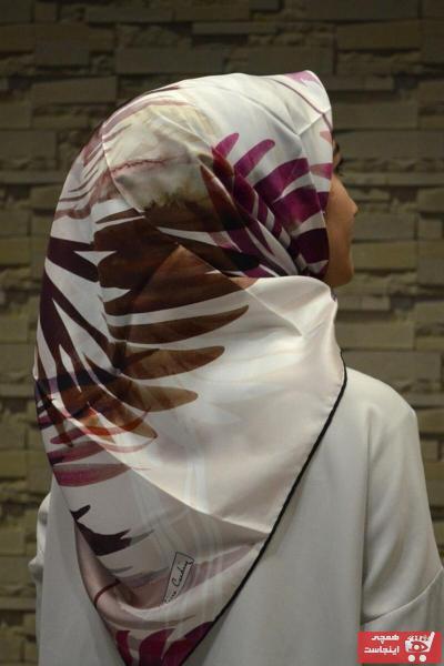 روسری زنانه شیک برند پیرکاردن کد ty39681438