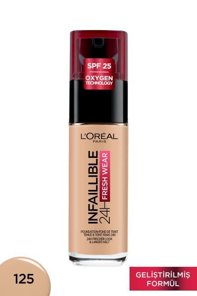 فروش کرم آرایش صورت جدید برند LOreal Paris رنگ بژ کد ty4021034