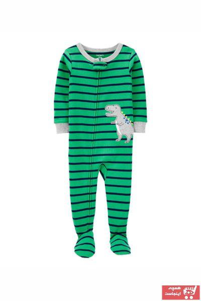 خرید انلاین سرهمی پسرانه فانتزی برند Carters رنگ سبز کد ty40272428