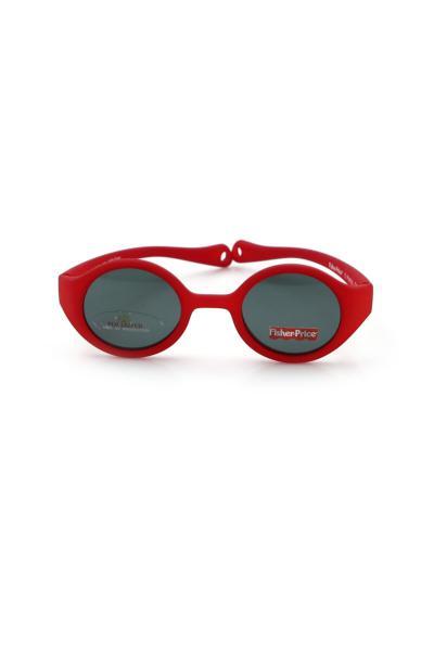 خرید نقدی عینک آفتابی دخترانه ترک برند FISHER PRICE رنگ قرمز ty40372551