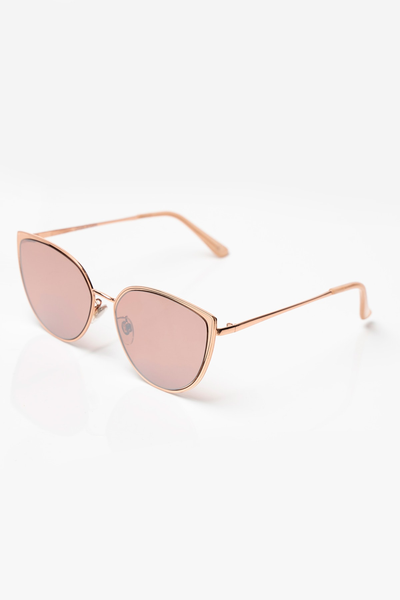 خرید پستی عینک آفتابی زنانه برند Daniel Klein رنگ نقره ای کد ty40448316