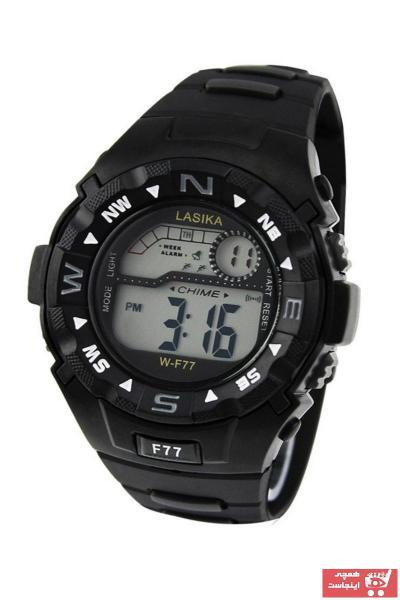 خرید اینترنتی ساعت دخترانه فانتزی برند OneDay رنگ مشکی کد ty40480934