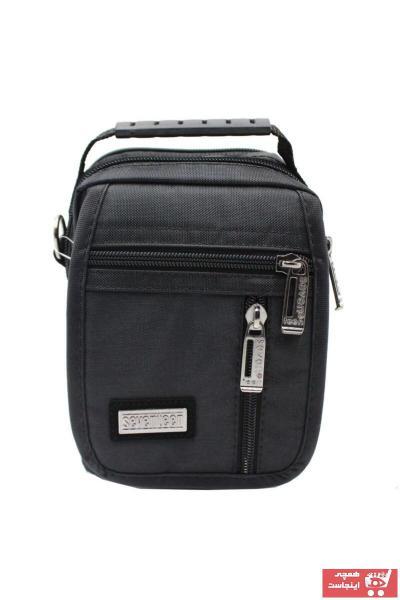 کیف دستی مردانه برند SEVENTEEN رنگ مشکی کد ty41236829