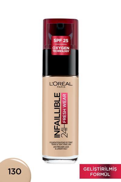 خرید انلاین کرم آرایش صورت جدید برند LOreal Paris رنگ بژ کد ty4153312
