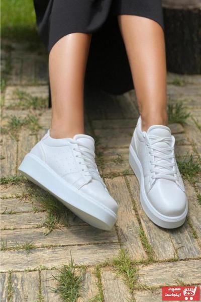 خرید پستی اسپرت جدید برند İnan Ayakkabı رنگ سفید CL/B.TABN ty41684599