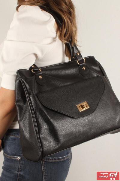 خرید غیر حضوری کیف دستی از ترکیه برند Luwwe Bags رنگ مشکی کد ty41735304