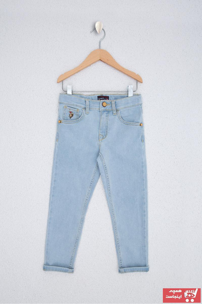 فروشگاه شلوار اورجینال برند U.S. Polo Assn. رنگ آبی کد ty41823859