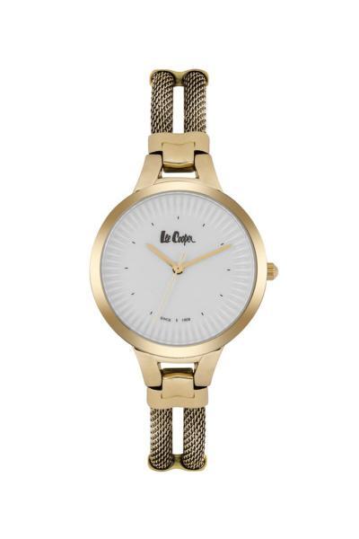 سفارش ساعت زنانه برند Lee Cooper رنگ طلایی ty43312942