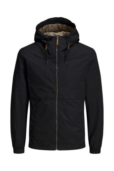 فروش بارانی مردانه خفن مارک جک اند جونز رنگ مشکی کد ty46113665