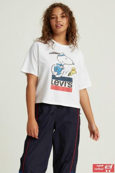 فروشگاه تیشرت زنانه تابستانی برند لیوایز کد ty46171003